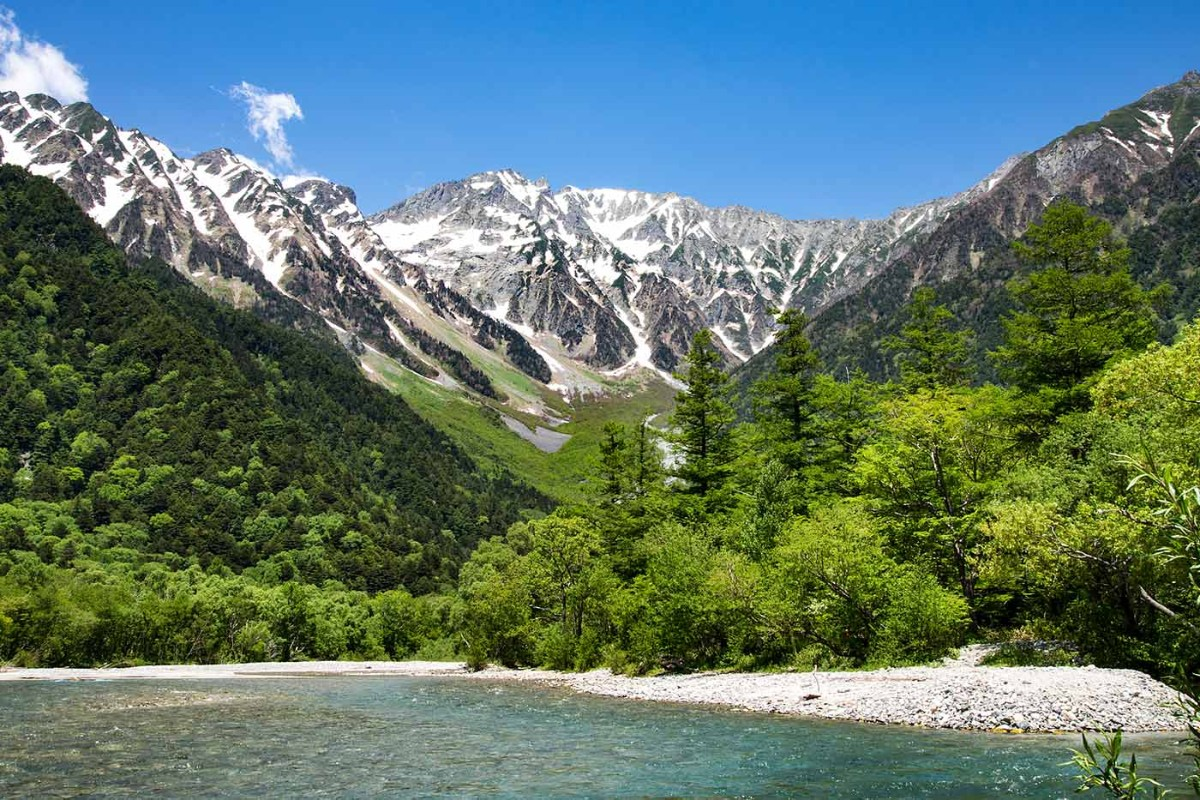 Kamikochi – The Unbelievably Scenic Mountain View In Japan