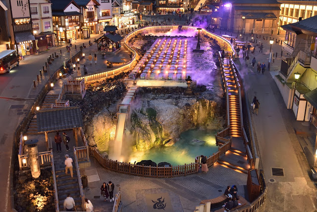 Kusatsu Onsen (草津温泉) – No.1 Hot Spring Town In Hall Of Fame Of Japanese Onsen