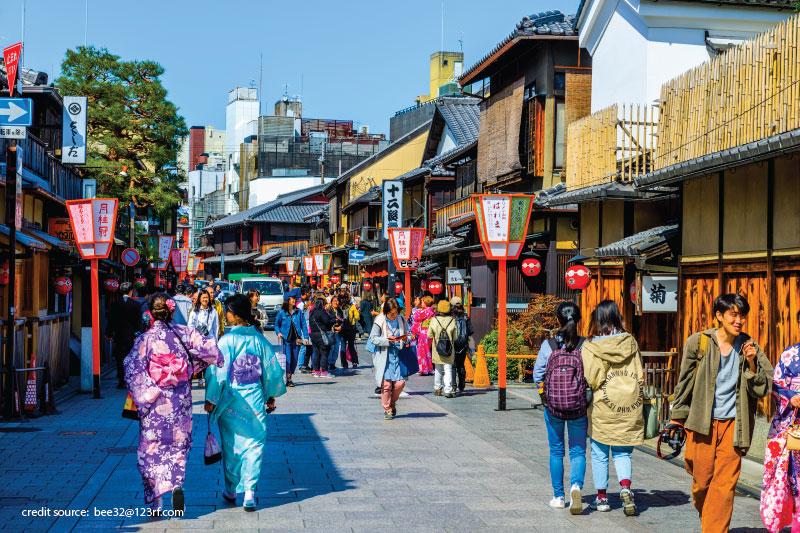 5 Reasons To Visit Kyoto