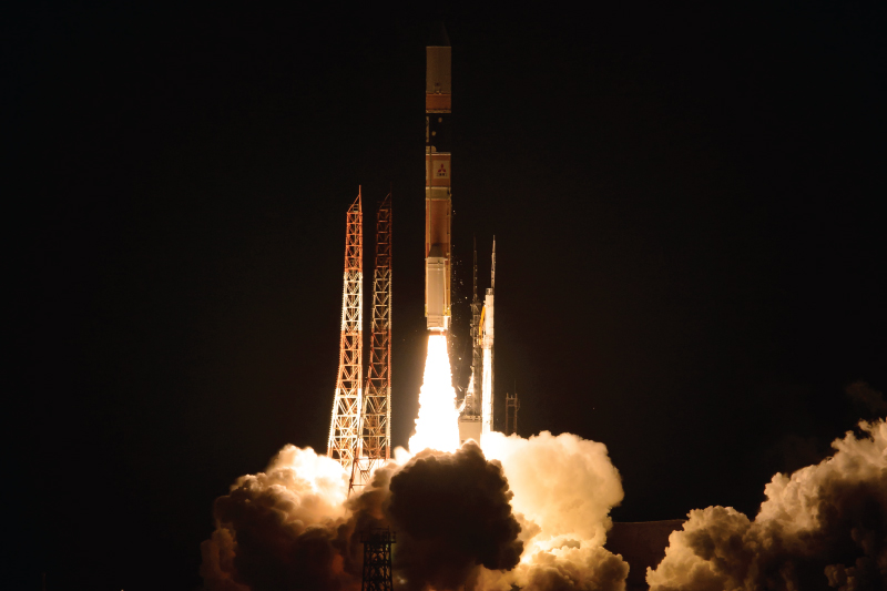 Once in a lifetime chance to witness rocket launch in Kagoshima