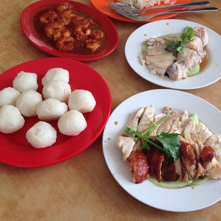 Top 3 Chicken Rice Balls in Melaka for everyone, recommended by a local