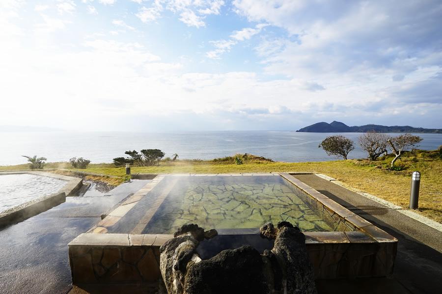 Kagoshima Onsen & Hot Steam Sand Bath