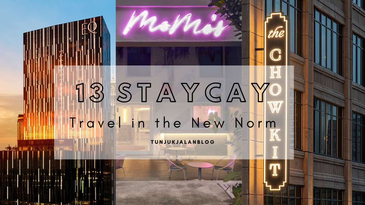 13 Staycation Picks for You This Weekend // Travel in the New Norm