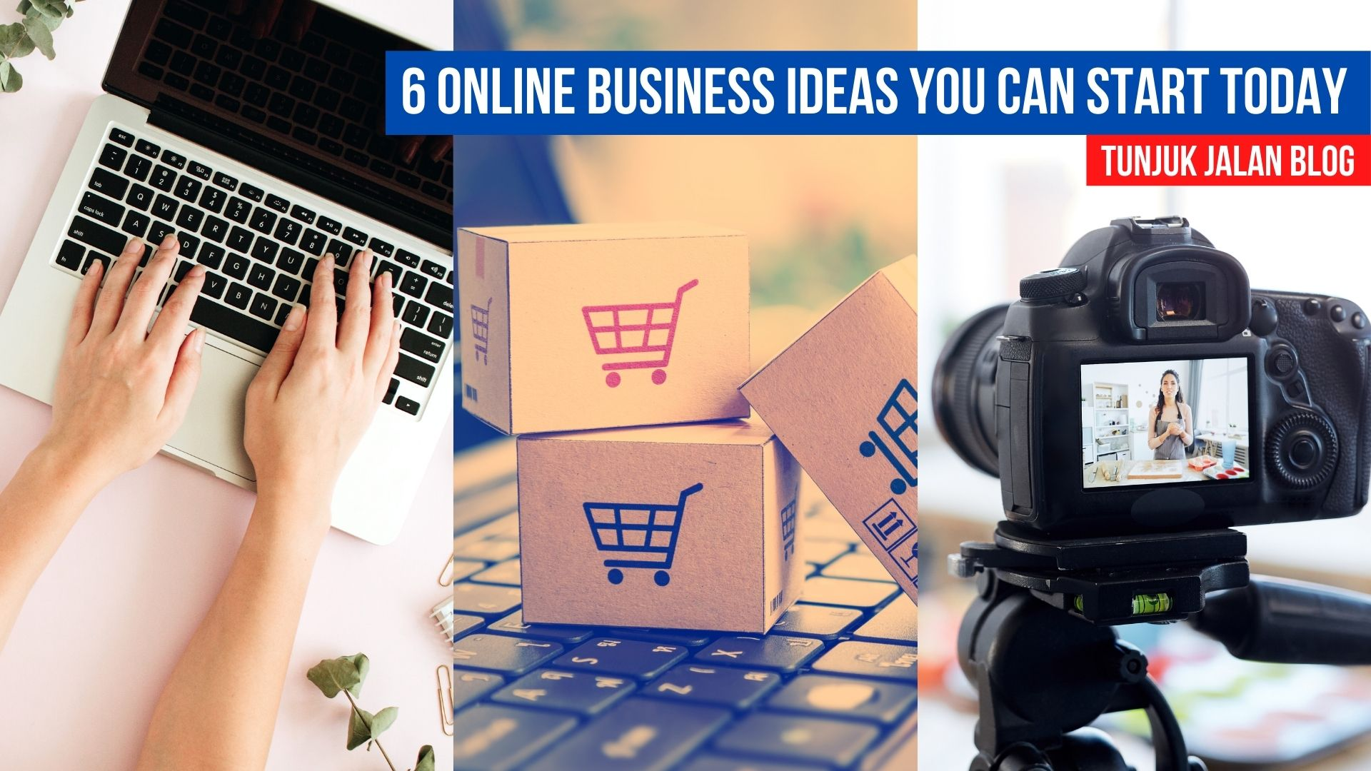 6 Online Business Ideas You Can Start Today – New Opportunity Awaits!