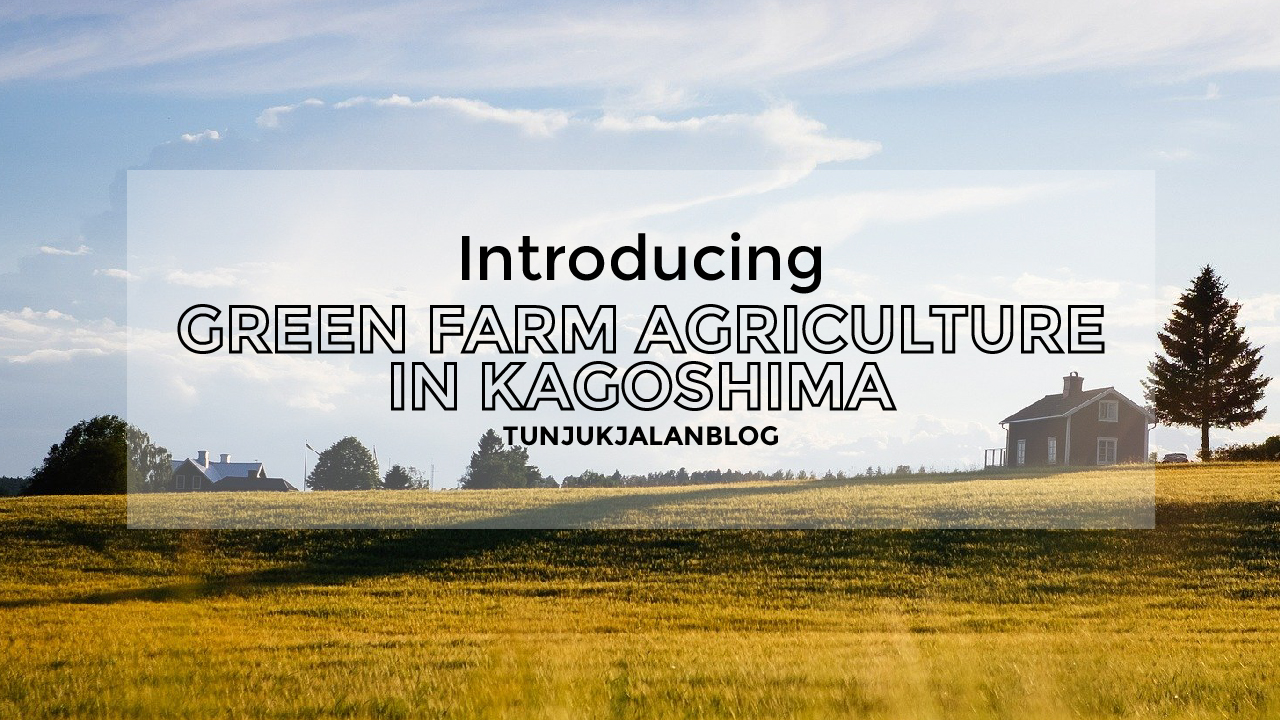 Introducing Green Farm Agriculture in Kagoshima