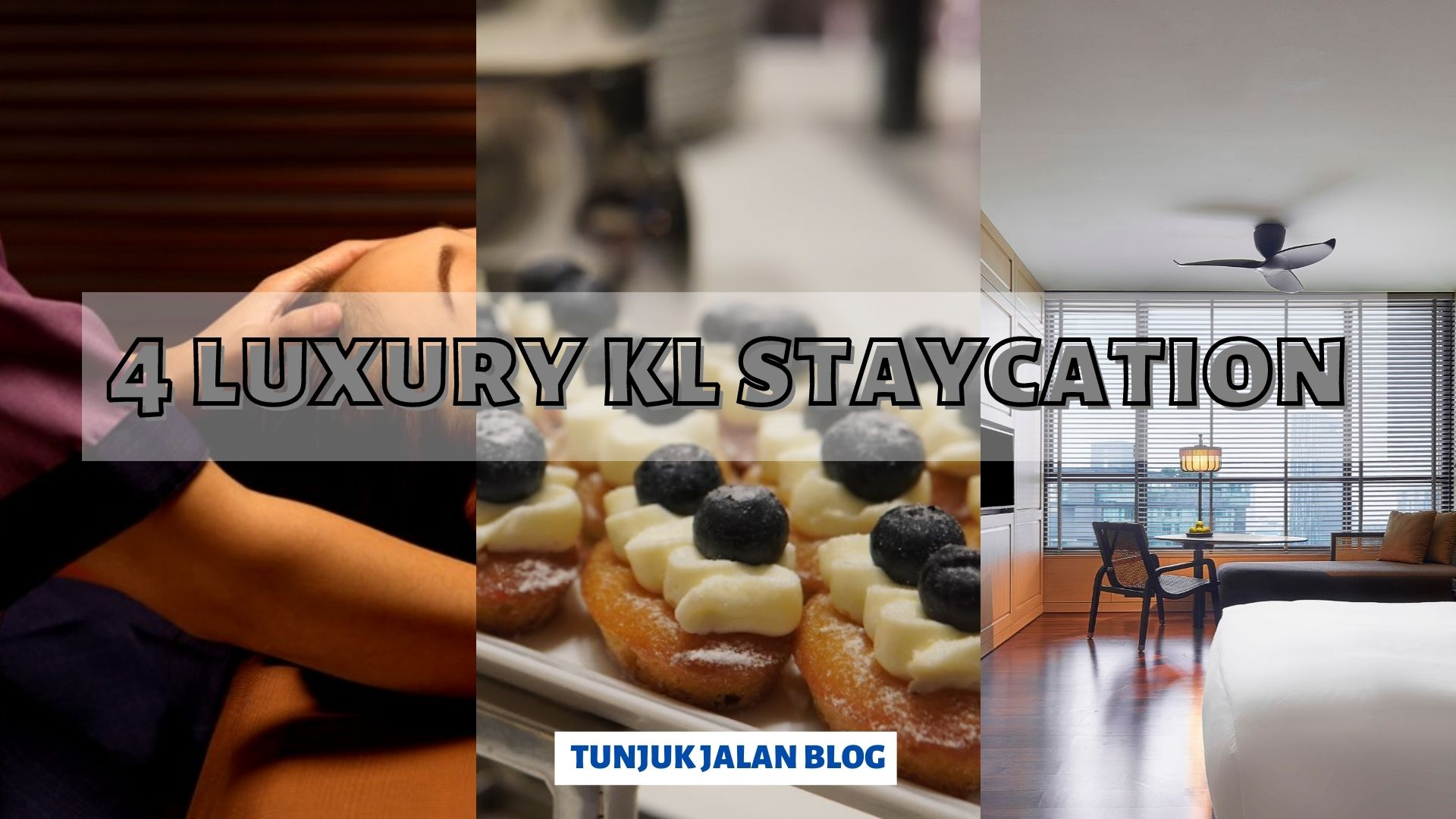 4 KL Luxury Staycation – Starting from just RM 3xx only!