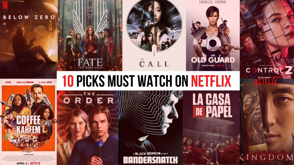 TOP 10 MUST WATCH MOVIES AND SERIES ON NETFLIX MALAYSIA (Do not miss out number 8!!)